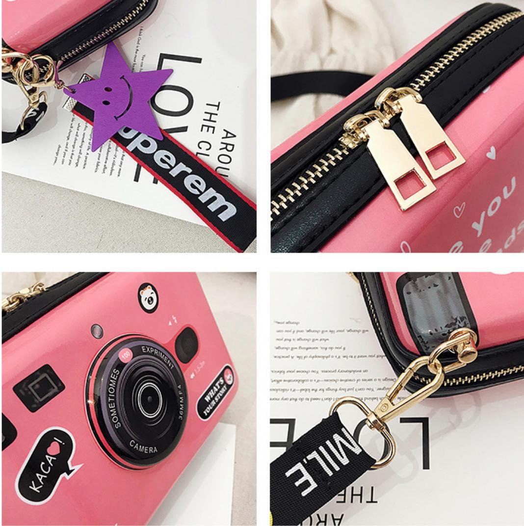 Lingsu Camera Purse