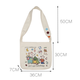 Weifang Let's Go Camping White Tote
