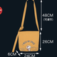 Weifang I need Space Snoopy Tote