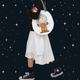 Weifang Peanuts Astronaut