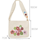 Weifang Flower Faces Tote