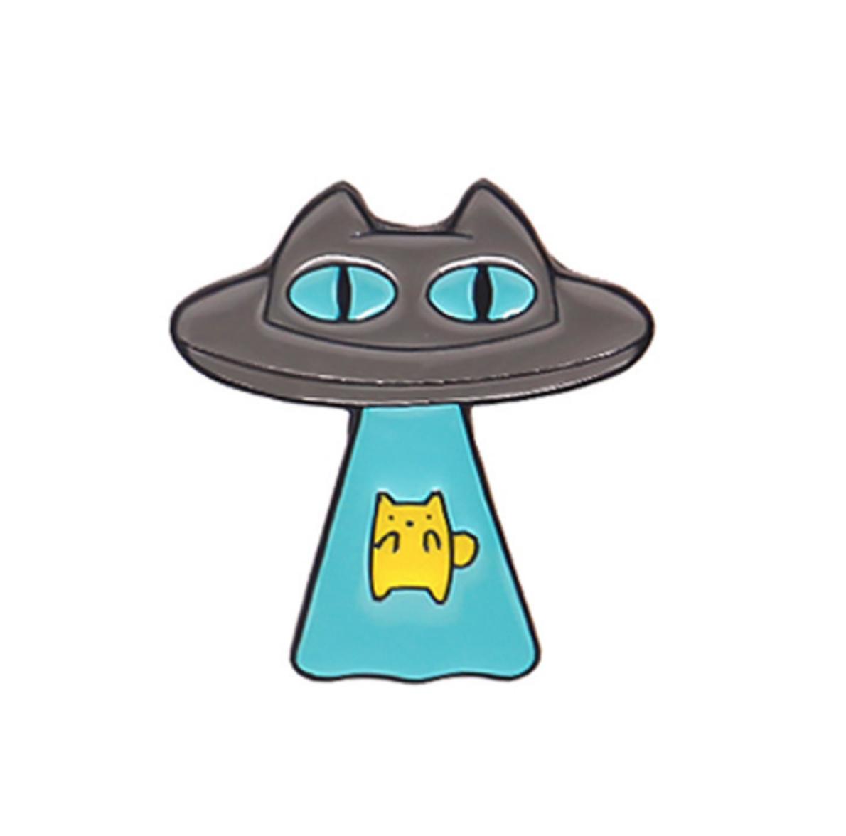 Xiu Hong UFO Pin