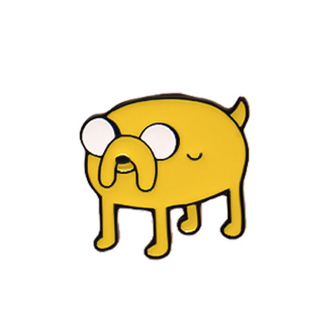 Xiu Hong Adventure Time Pin