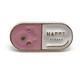 Xiu Hong Happy Pink Pill Pin