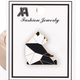 Xiu Hong Geometric Pin