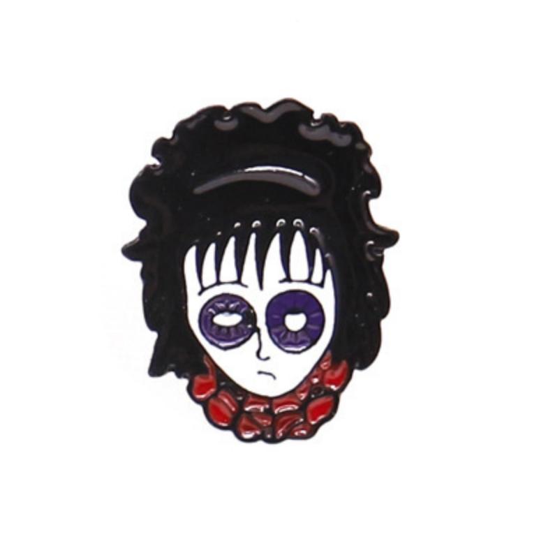 Xiu Hong Beetlejuice Pin
