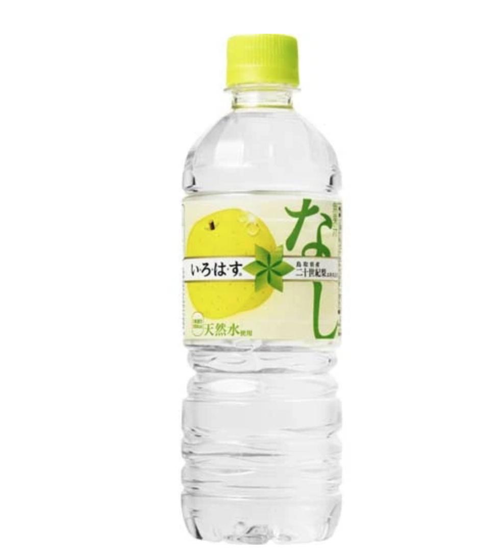 Coca Cola Coca Cola I-LOCHAS Natural Pear Water 555ml