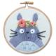 Su Zi Totoro Embroidery