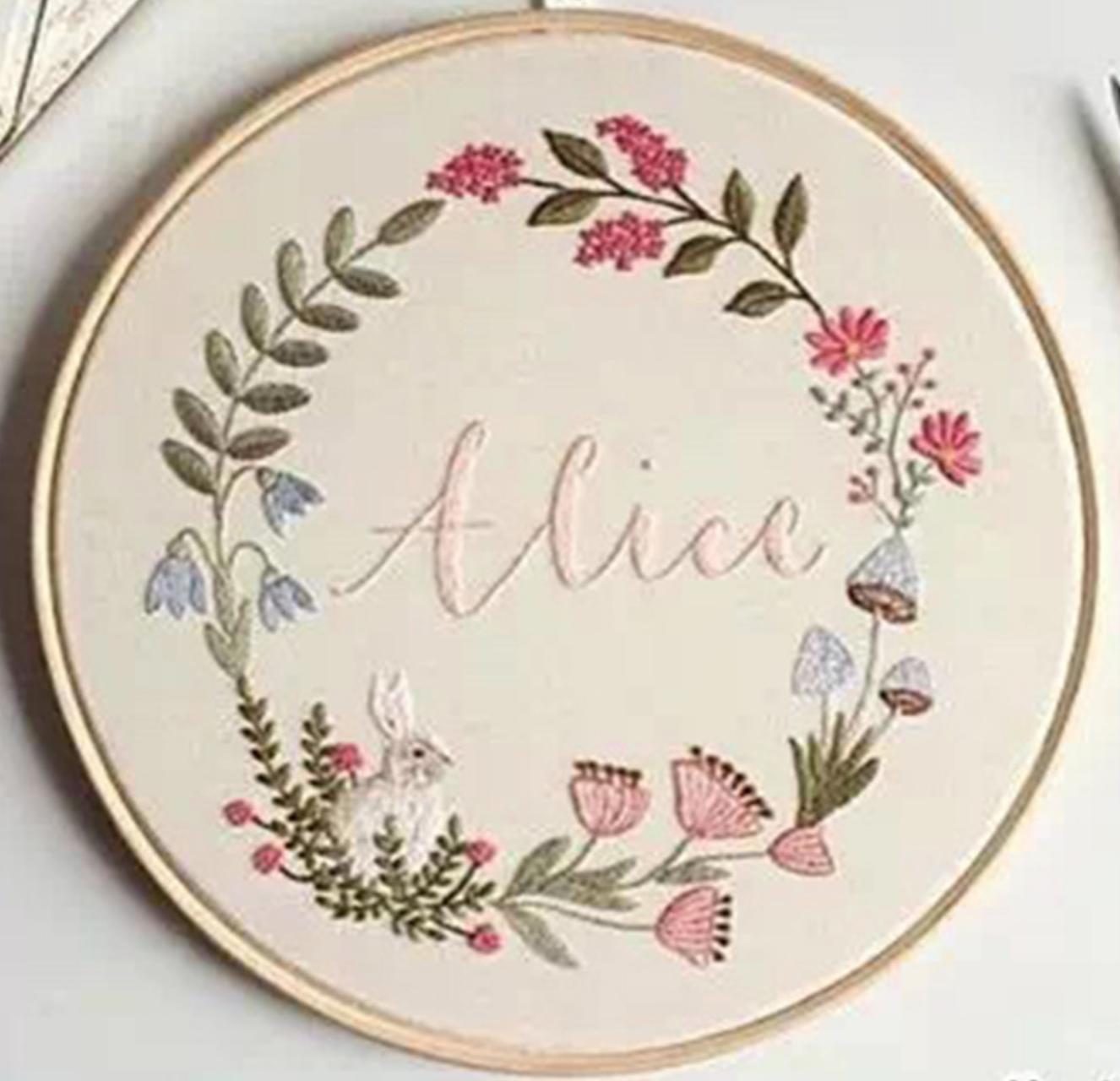 Su Zi Alice 15cm Embroidery