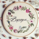 Su Zi Baroque 15cm Embroidery