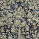 Cai Si Yellow Tree on Dark Blue DIY Painting