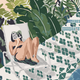 Cai Si Woman Reading by Pool DIY Painting