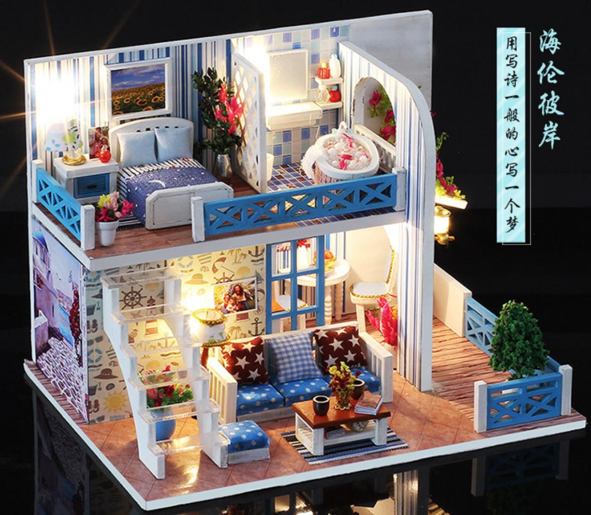 AinoKang iiE CREATE Home of Helen DIY Room