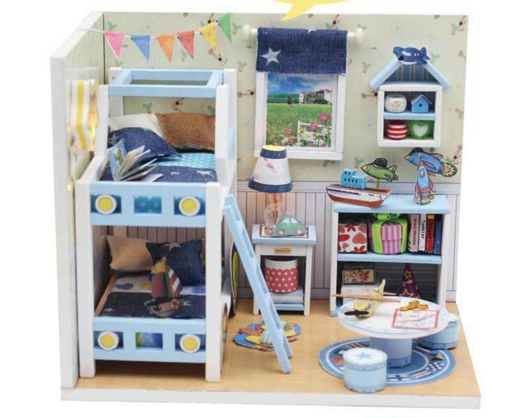 AinoKang Charles's Room DIY ROOM