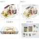AinoKang The Aurora Hut DIY Room