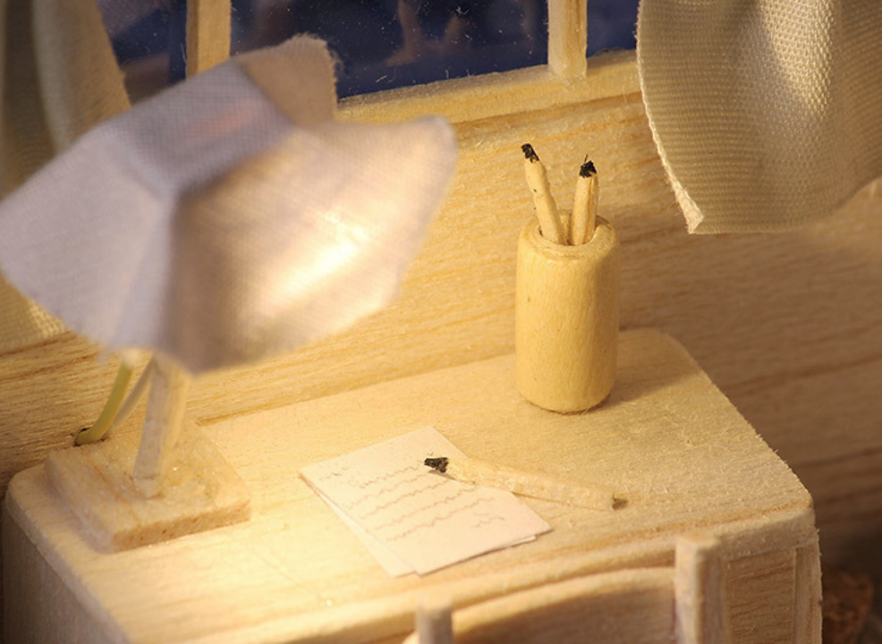 AinoKang Japanese Plain DIY Room