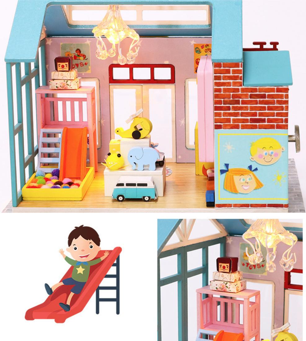 AinoKang Toy Store DIY