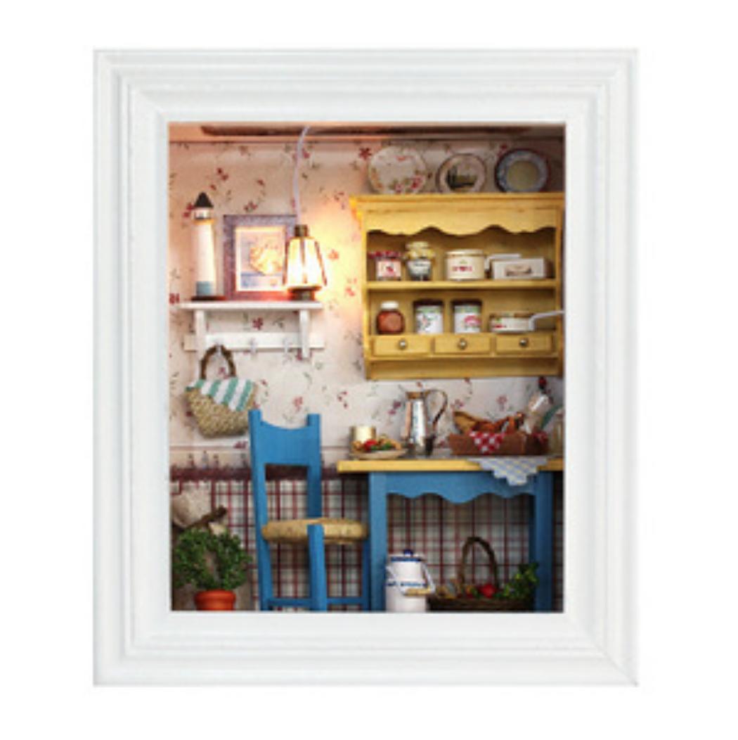 AinoKang Leisurely Lunch in Frame DIY Room