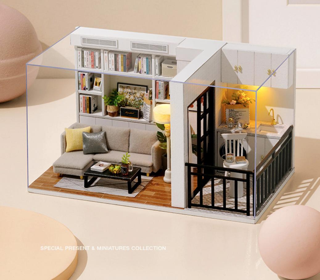 AinoKang Genki Life Living Room DIY