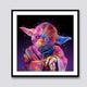 Qing Yun ZT6538-03 Colorful Yoda DIY Diamond Dot