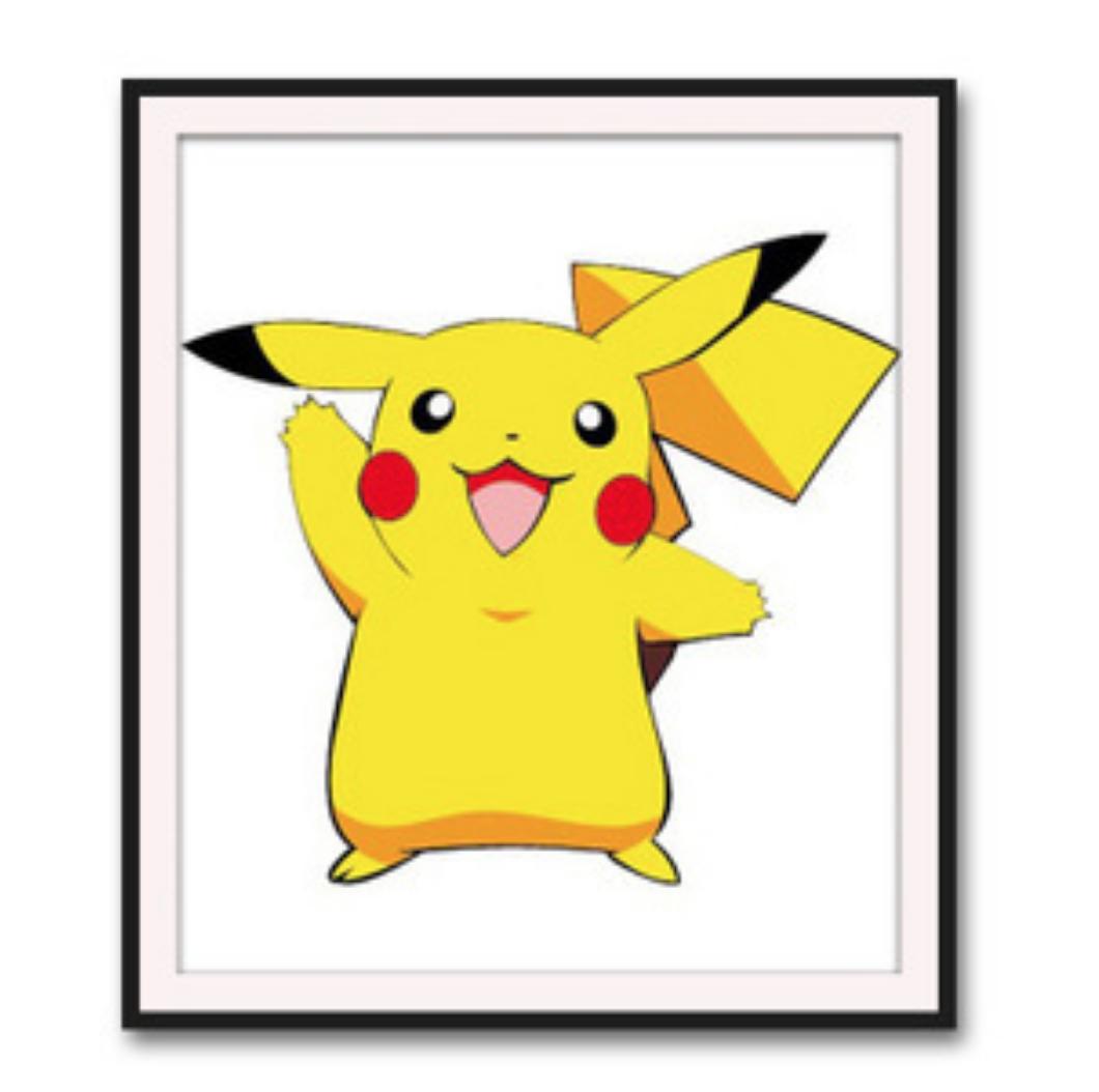 Qing Yun FM8029-01 Hello Pikachu DIY Diamond Dot
