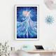 Qing Yun ZT7436-01 Elsa Sparkling DIY Diamond Dot