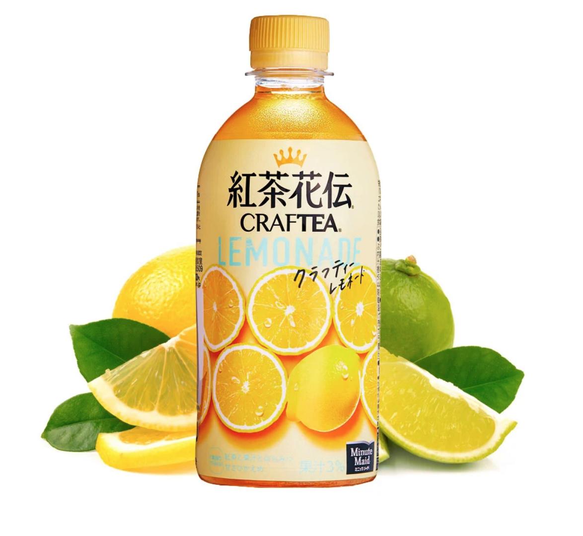 Coca Cola Coca Cola Craftea Lemon Tea