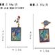 Bao Yuan Cat in Space Earring