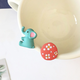 Bao Yuan Blue Elephant Earring