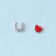 Dao Can U and Heart Earring