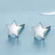 Dao Can Silver Star Earring
