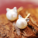 Dao Can Cat Pearl Earring