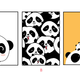 Panda DIY Dot Painting