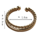 Bao Yuan Gold Band Ring