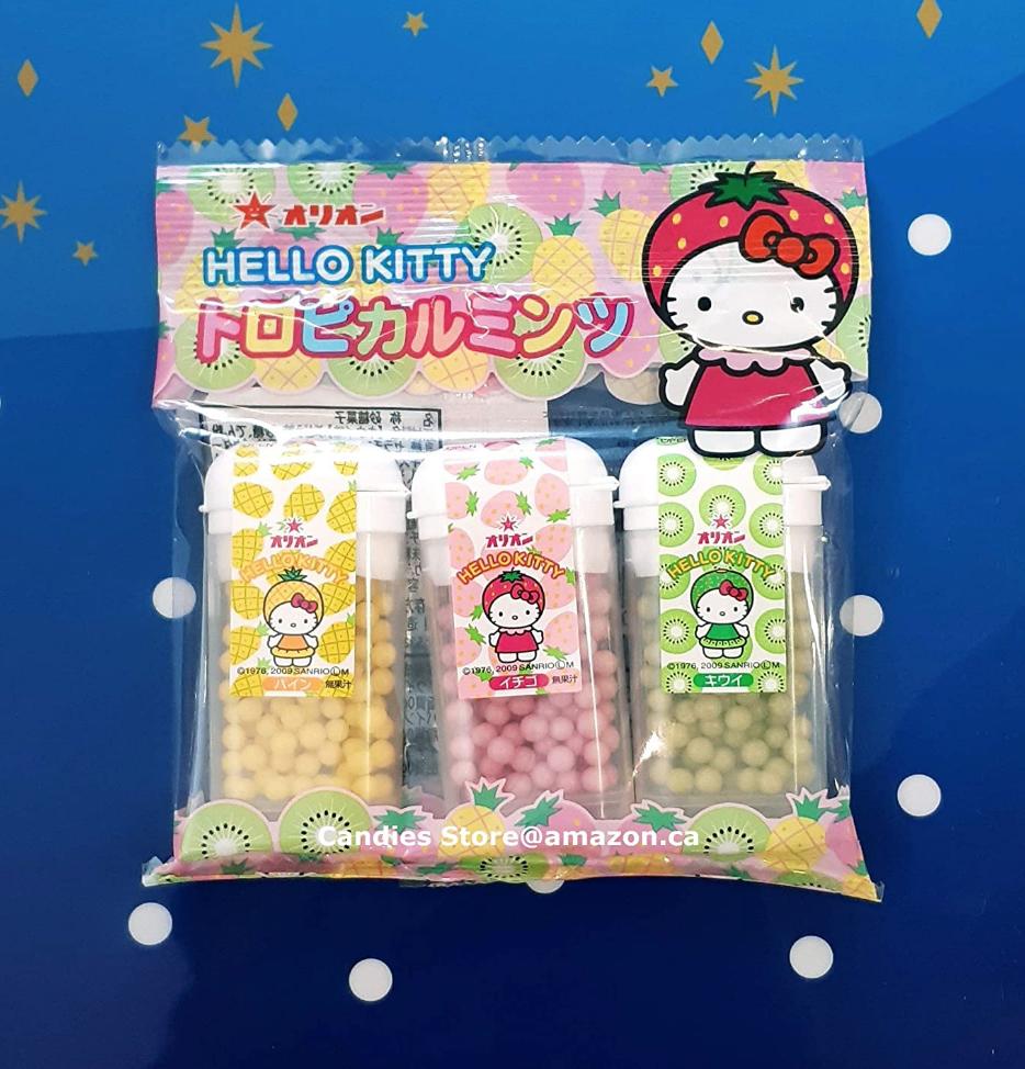 Hello Kitty Hello Kitty Assorted Juice Candy