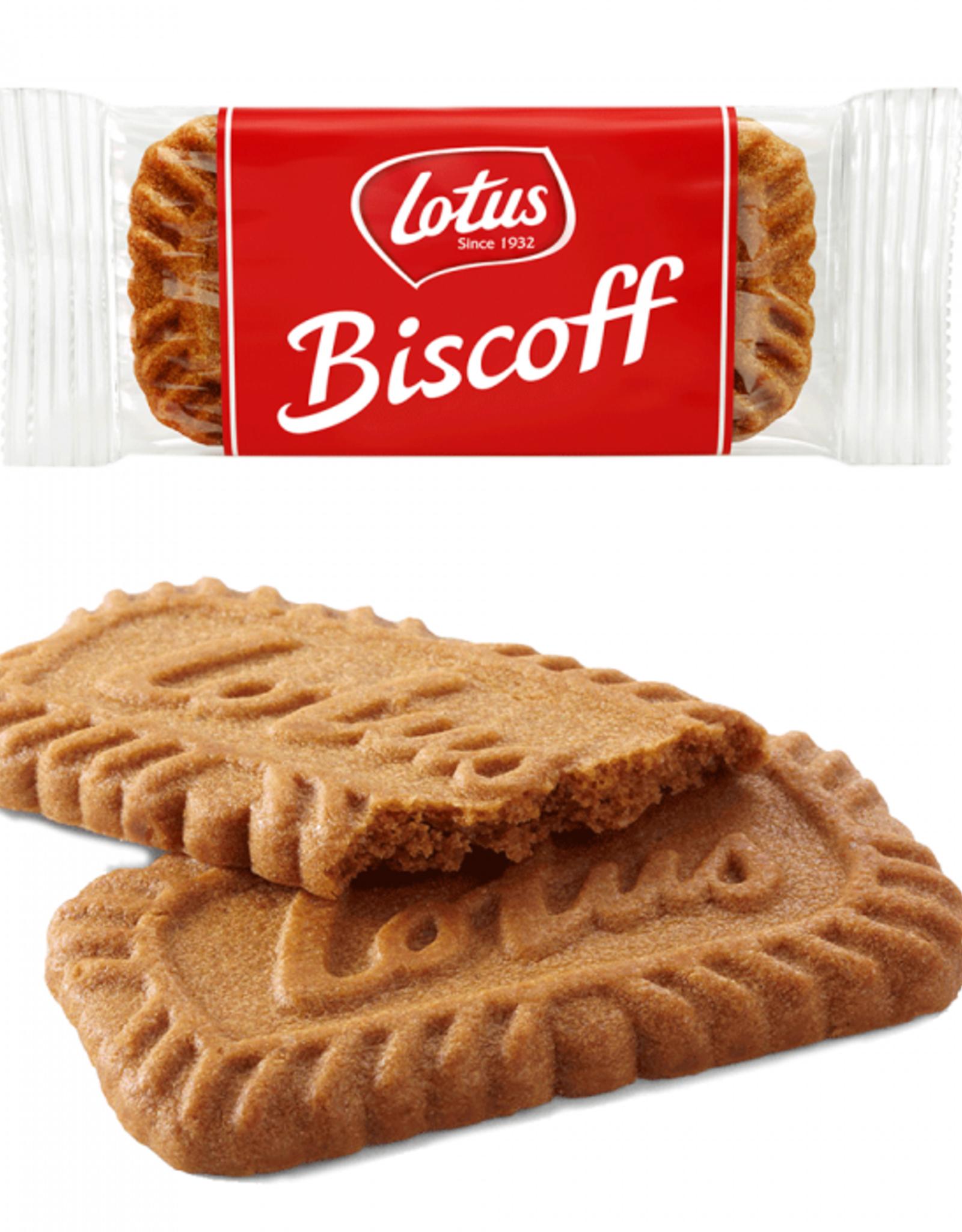 Biscoff Crisp Cookies
