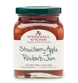 Stonewall Kitchen Strawberry Apple Rhubarb Jam