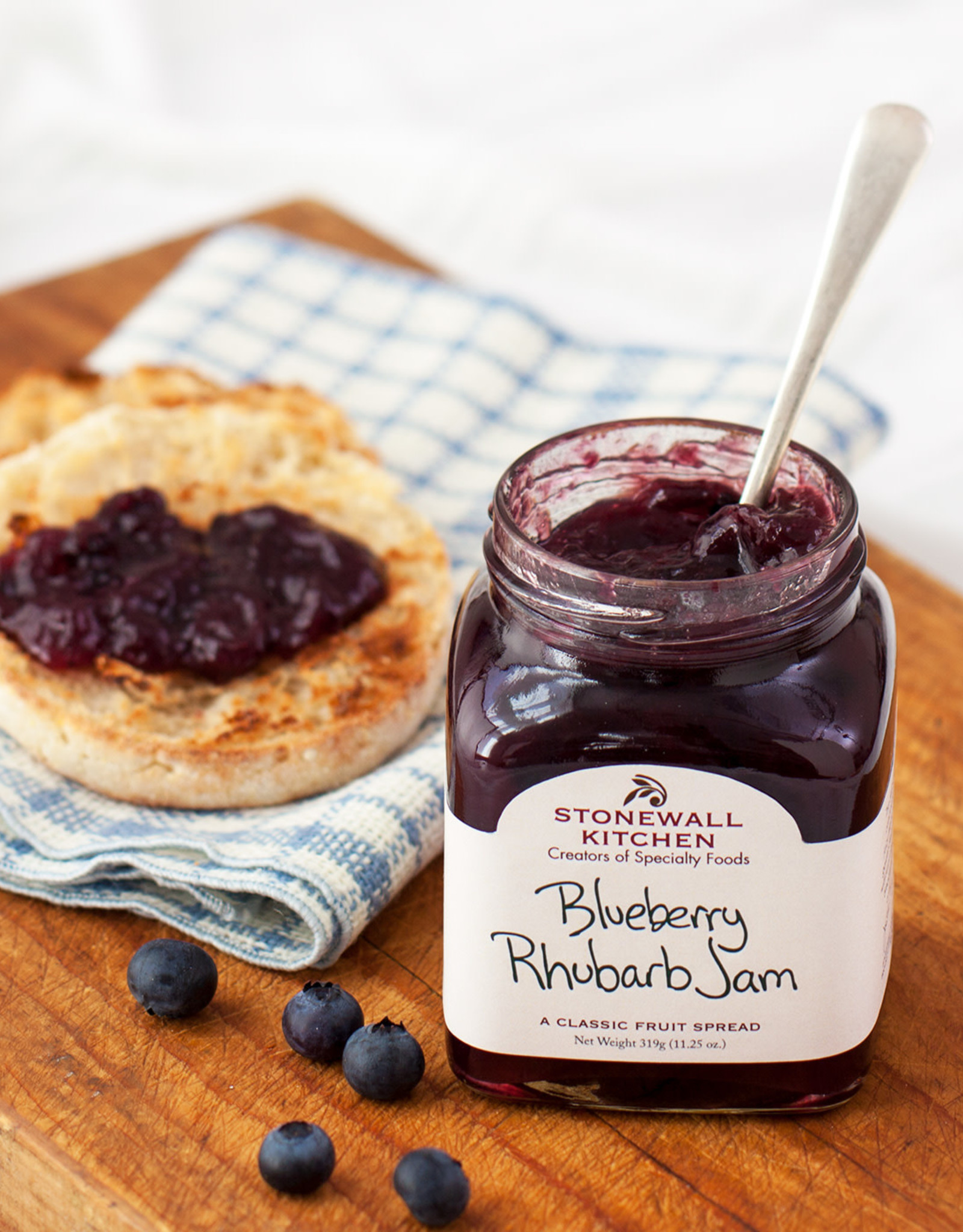 Stonewall Kitchen Blueberry Rhubarb Jam