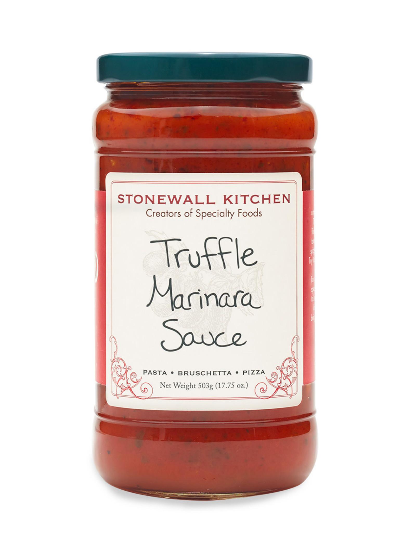 Stonewall Kitchen Truffle Marinara Sauce