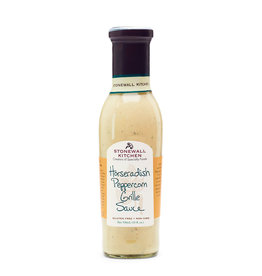 Stonewall Kitchen Horseradish Peppercorn Grille Sauce
