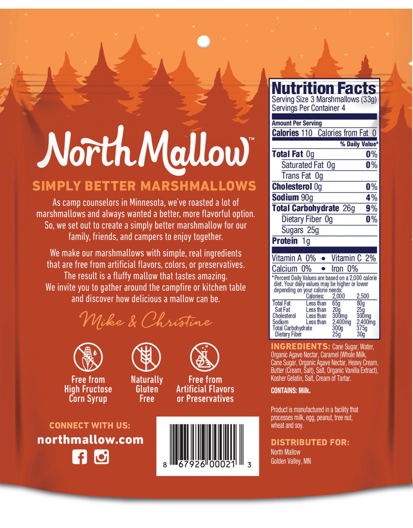 North Mallow North Mallow Caramel Swirl