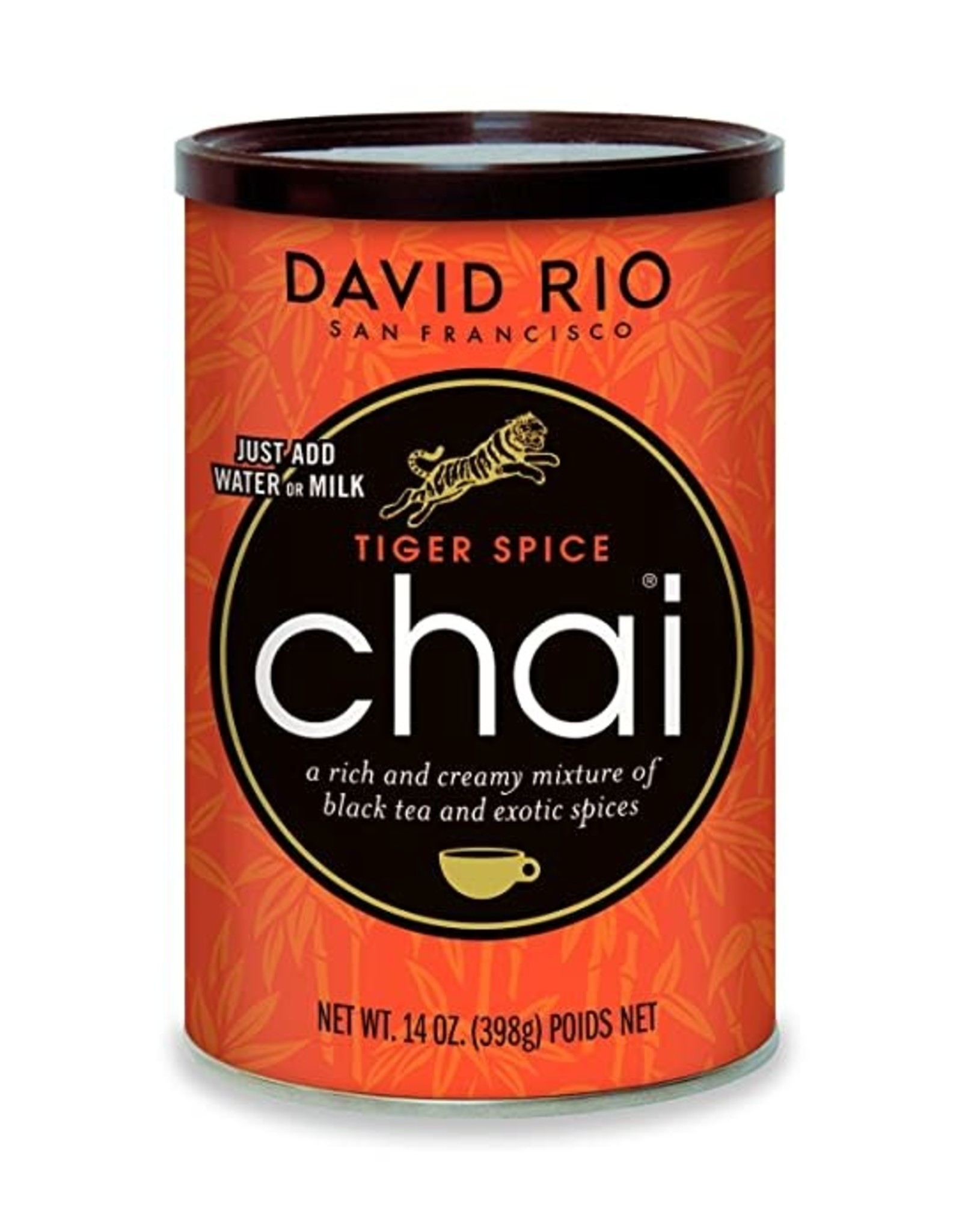 Coffee Masters Tiger Spice Chai Mix, 14oz