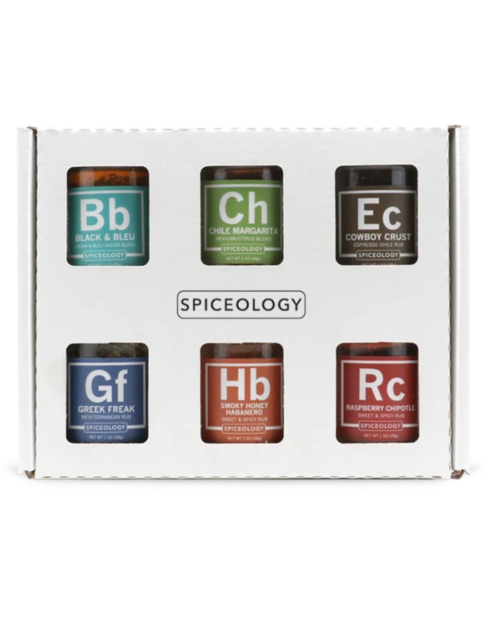 Spiceology Spiceology, 6-Pack Mini Sampler