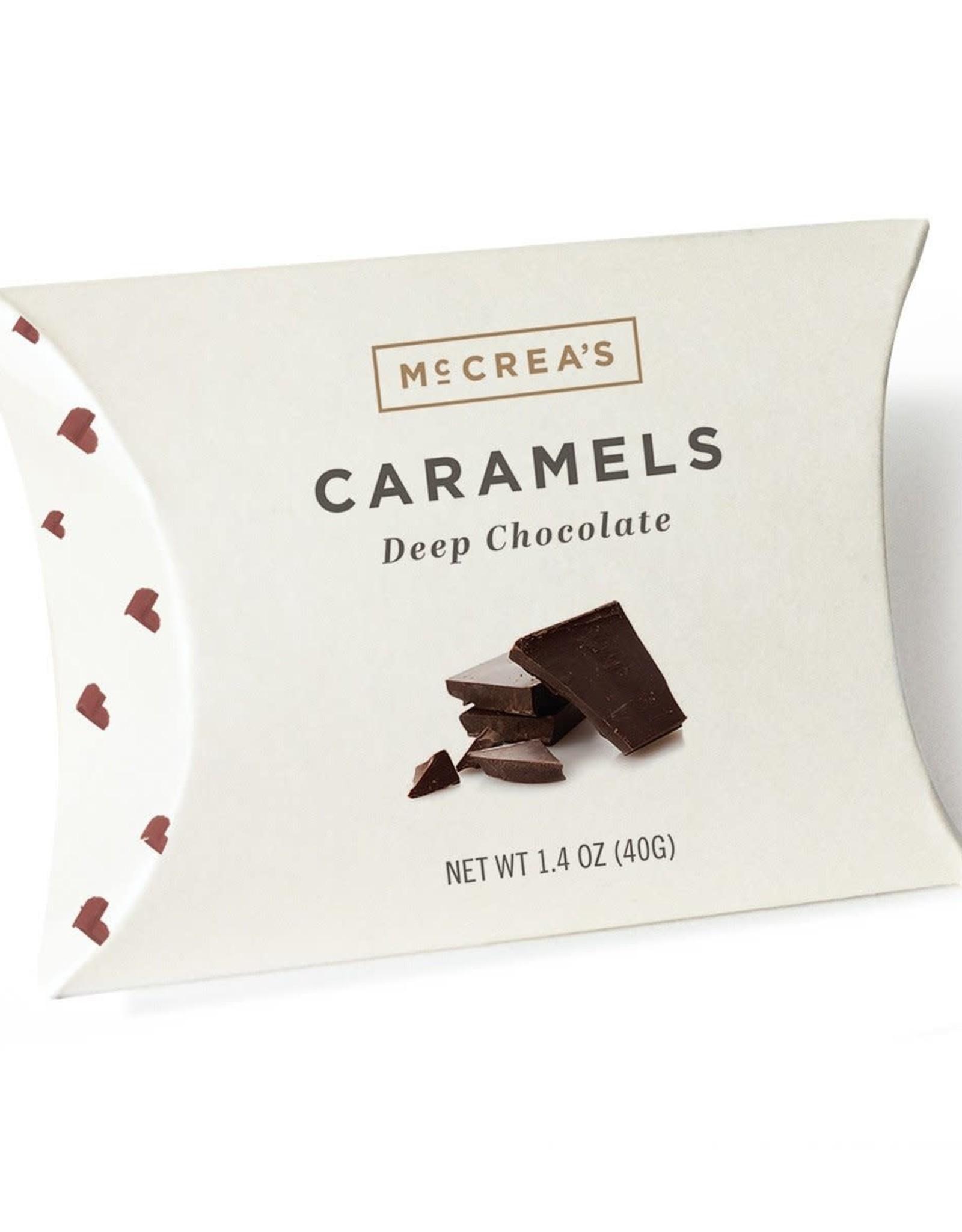 McCrea's Candies Chocolate Caramels, 5 pcs.