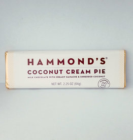 Hammond's Coconut Cream Milk Choc Bar