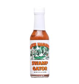 Gator Hammock Gator Hammock Swamp Gator Hot Sauce