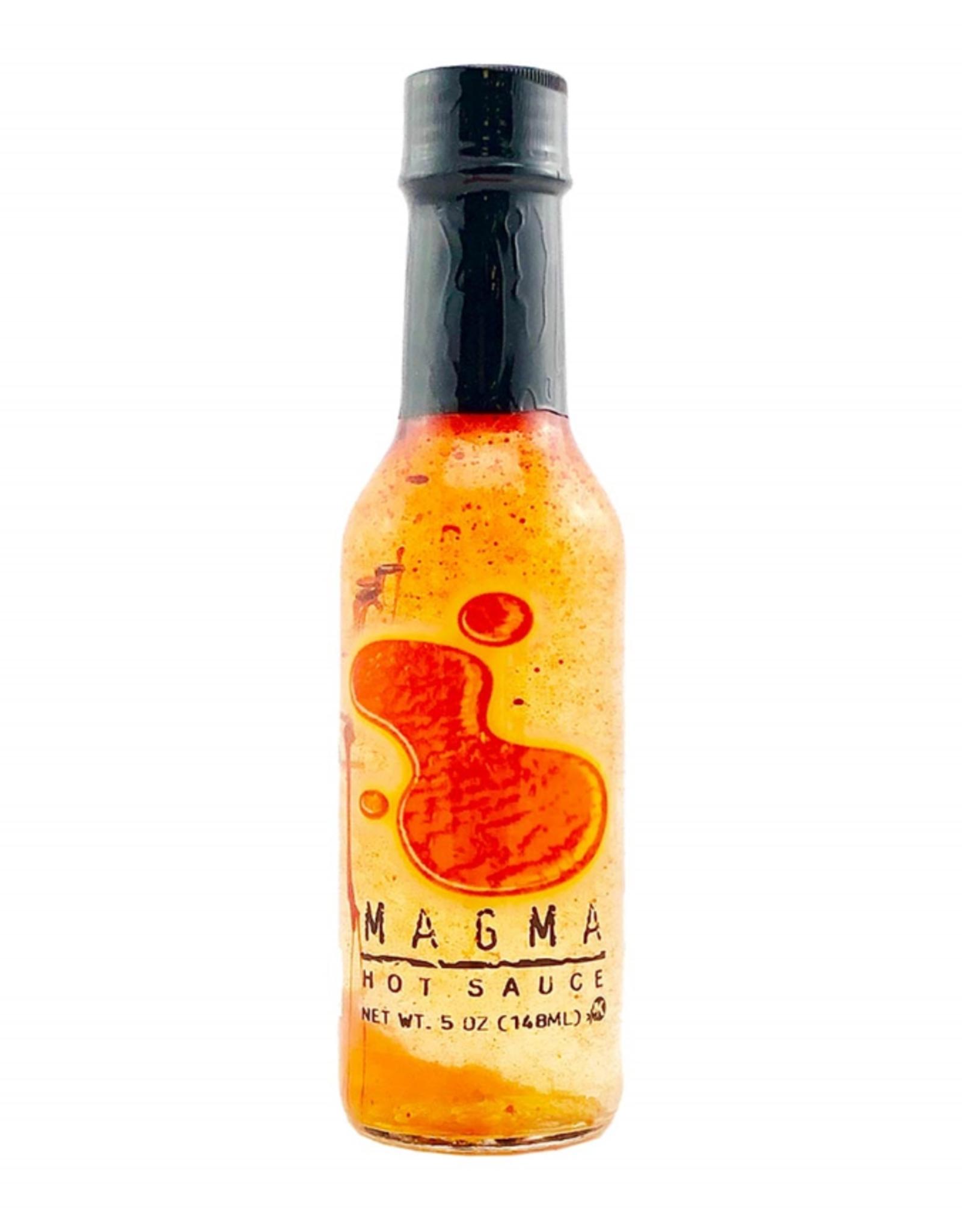 Magma Hot Sauce