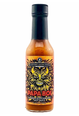Heartbreaking Dawn's Papa Boi Caribbean Scotch Bonnet Sauce