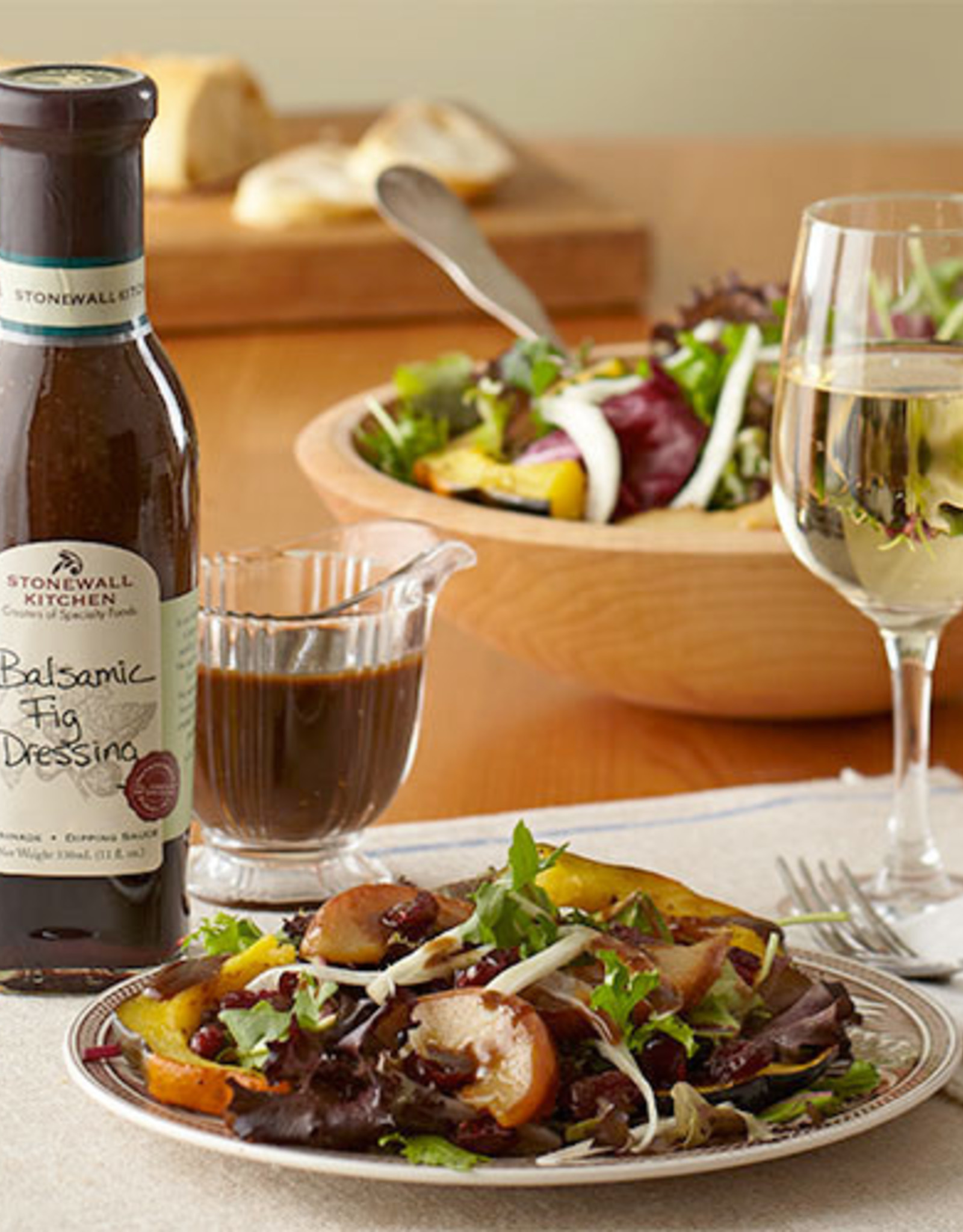 Stonewall Kitchen Balsamic Fig Dressing