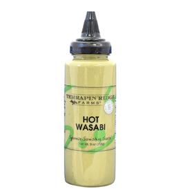 Terrapin Ridge Hot Wasabi Squeeze, 9 oz